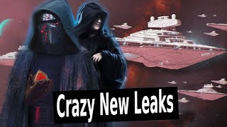 HUGE STAR WARS EPISODE 9 LEAKS! The Oracle & Sith Army Explained
