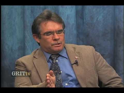 GRITtv: Ed Ott and Michael Johns: Anger over Jobs