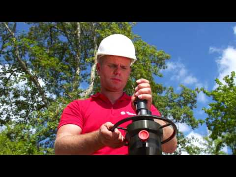 HMP LFG4 - El ensayo dinámico de carga con placa con el equipo ligero de impacto