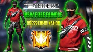 ONLY FREE DRESS COMBINATION // Crimson Parkour bundle free dress combination//free dress combination