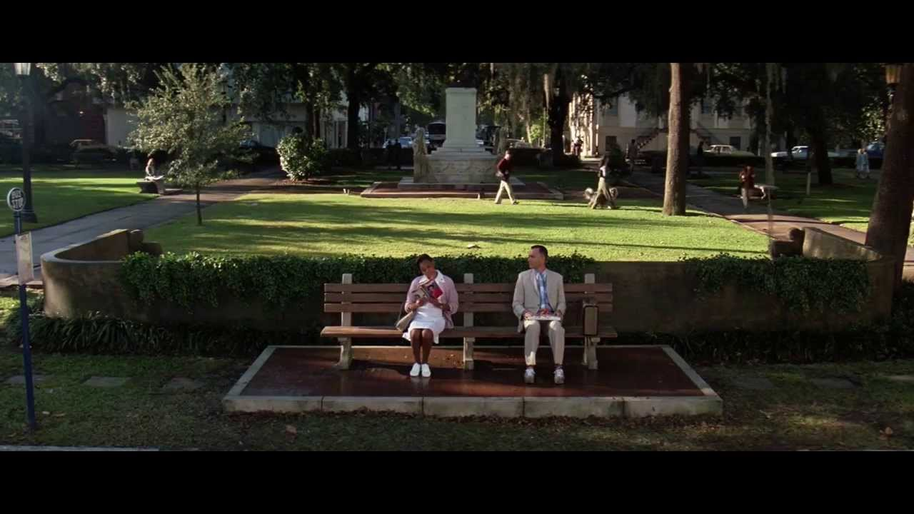 Life is like a box of chocolates - Forrest Gump - YouTube