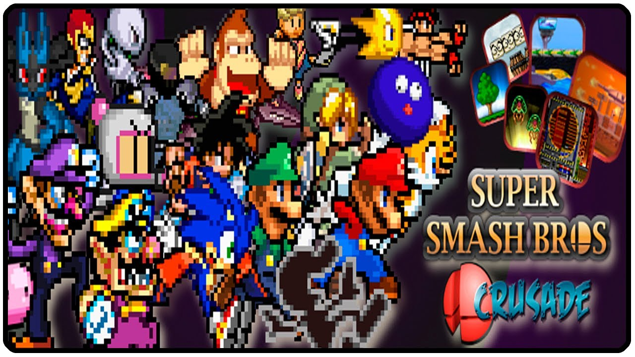 Super Smash Bros Online
