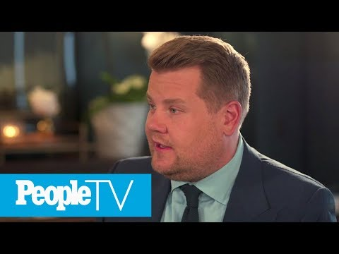 James Corden Shares The Sweet Story Of How He Fell In Love With His Wife  PeopleTV