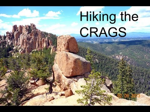 Colorado Springs Trail Guide: Hiking the CRAGS