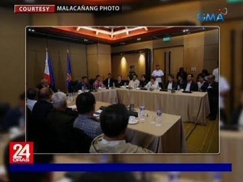 Gusot sa PDP-Laban, 'di pa rin daw nareresolba kahit pinulong na ni Pres. Duterte