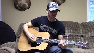 """She Got the Best of Me"" Luke Combs  (Cover)"