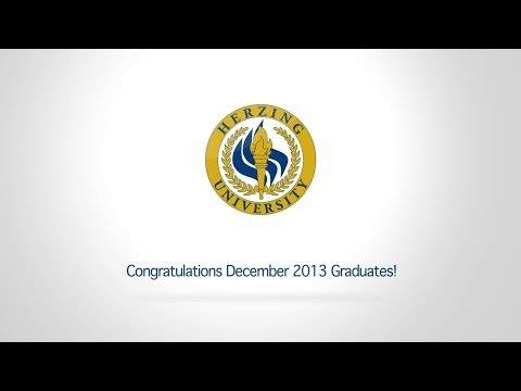 Congratulations December 2013 Herzing University Online Graduates!