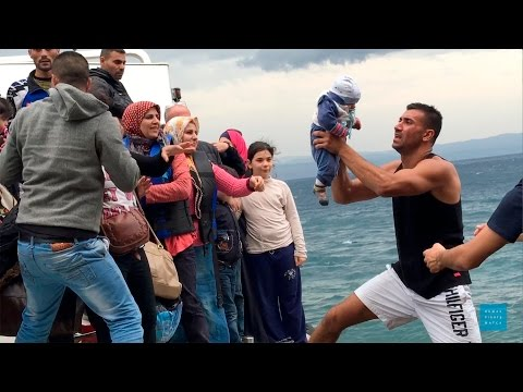 Desperate Journey: Europe's Refugee Crisis