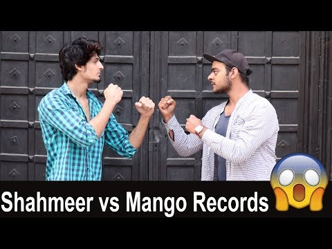 Mango Records vs Shahmeer Fight ? | Shahmeer Exposed