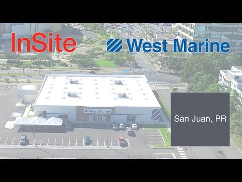 InSite Real Estate | West Marine Retail Build-to-Suit - San Juan, PR