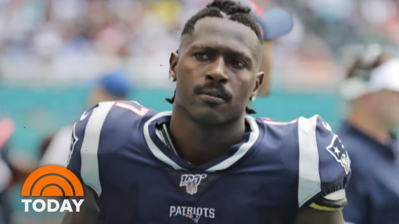 Antonio Brown Says He Will No Longer Play In The NFL   TODAY