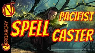 Pacifist Spell Caster D&D Character Builds