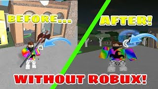 HOW TO CUT WOOD SUPER FAST WITHOUT ROBUX! (Wood Cutting Simulator) ROBLOX