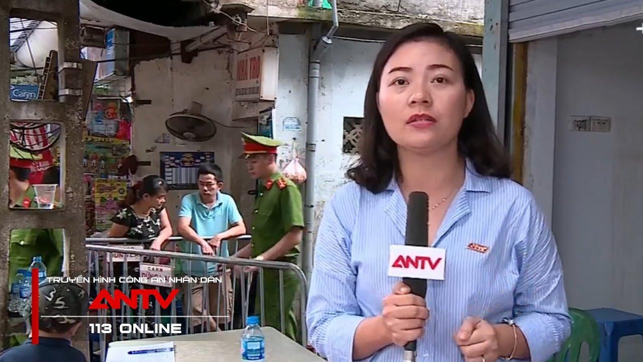 113 Online mới nhất | Tin tức 113 Online | Tin tức mới nhất | ANTV