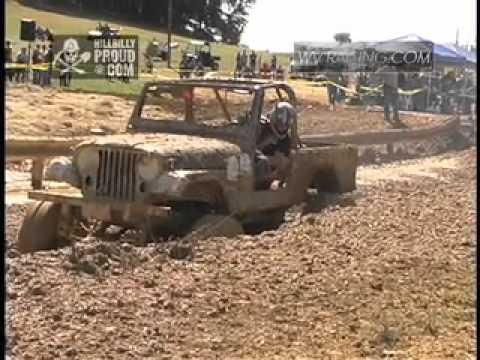 Mud Bog Race 2 Randolph County Fair WV 2011
