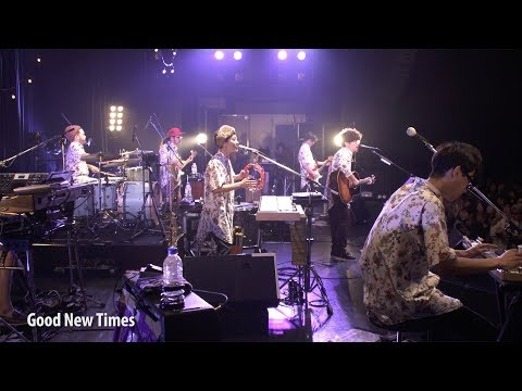 Gotch「Good New Times」at O-EAST / Gotch & The Good New Times (Trailer)