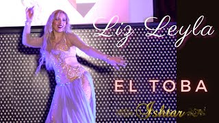 Bellydancer Liz Leyla - El Toba - الرقص الشرقي - التوبة - عبد الحليم حافظ