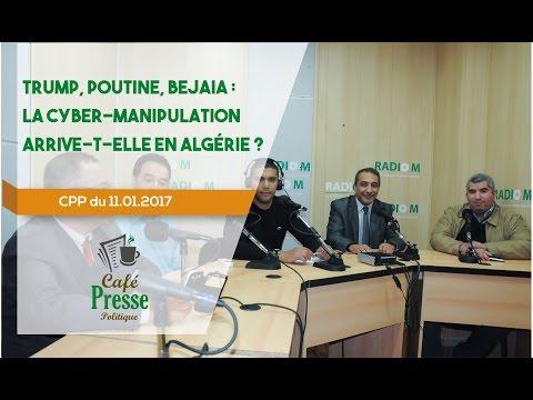 Trump, Poutine, Bejaia : la cyber-manipulation arrive-t-elle en Algérie ?