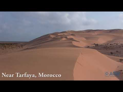Mystery Of Singing Sand Dunes Solved | Video