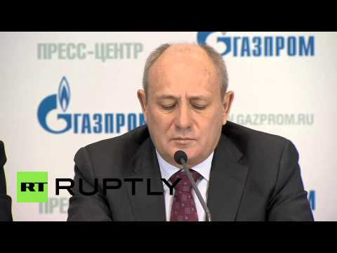 Russia: Gazprom's Markelov criticises Ukrainian pipeline conditions