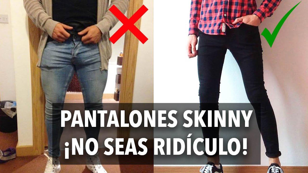 Como Usar Pantalones Skinny Te Quedan Youtube