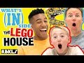 What's Inside LEGO HOUSE Scavenger Hunt – REBRICKULOUS