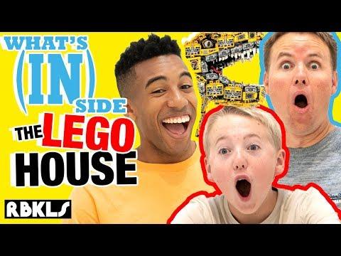 What's Inside LEGO HOUSE Scavenger Hunt – REBRICKULOUS