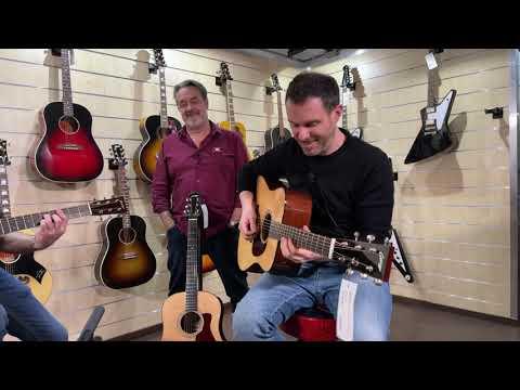 Collings Guitars Live