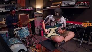 """Nick Campbell Destroys """"Promise"""" Live at Custom Vintage Keyboards"""