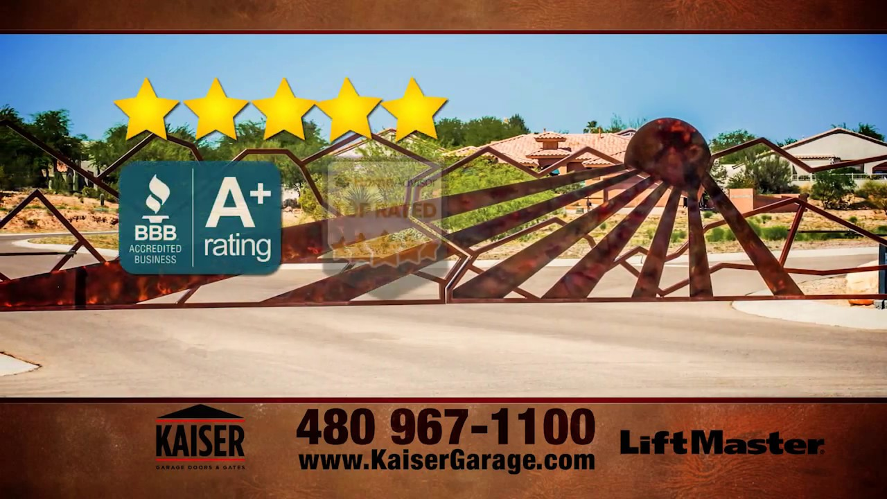 Garage Door Repair Queen Creek Az Top Rated Garage Door Repair Sales Experts Kaiser Garage Doors