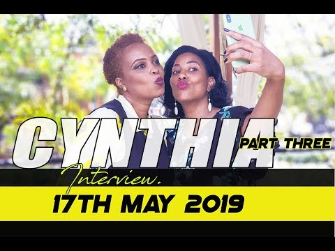 CYNTHIA NYAMAI ON CRYSTAL 1 ON 1 - EVERY AFRICAN COUNTRY FEELS LIKE HOME TO ME [17TH MAY 2019 ]