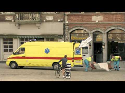 A Dramatic Surprice On A Square (BELGIUM) (TELENET)