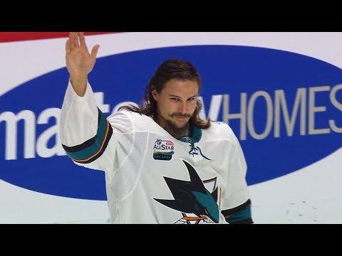 Senators welcome back Erik Karlsson in his return to Ottawa