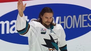 Senators welcome back Erik Karlsson in his return to Ottawa