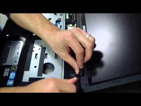 MSI GT70 GT780R AC DC Power Jack Repair