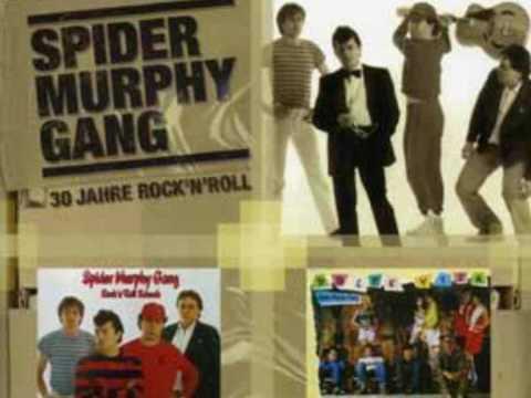 SPIDER MURPHY GANG - Wer wird denn woana