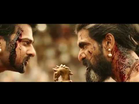 Baahubali 2   The Conclusion deleted  Trailer scenes