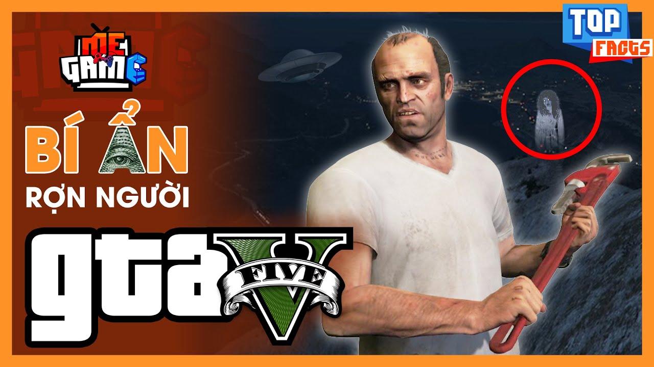 Top 5 Bí Ẩn Rợn Người Trong GTA 5 - Không Phải MOD | meGAME