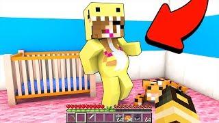 MIA FIGLIA ASPETTA UN BAMBINO!! - Casa di Minecraft #56