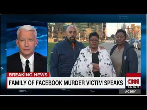 Godwin Family Says They Forgive Father's Killer on CNN