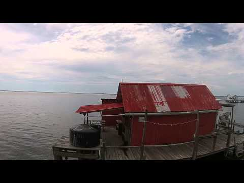 The Fishing Shacks Of Pine Island, Florida