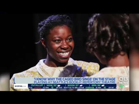 'I Know Why The Caged Bird Sings' Has Been Adapted To The Stage