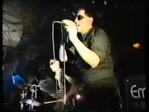 Front 242 - Lovely Day Live 1985