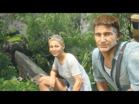 Uncharted 4 - Crushing Stealth