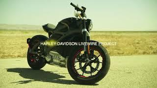 Harley-Davidson LiveWire E-Bike wird Mitte 2019 erwartet