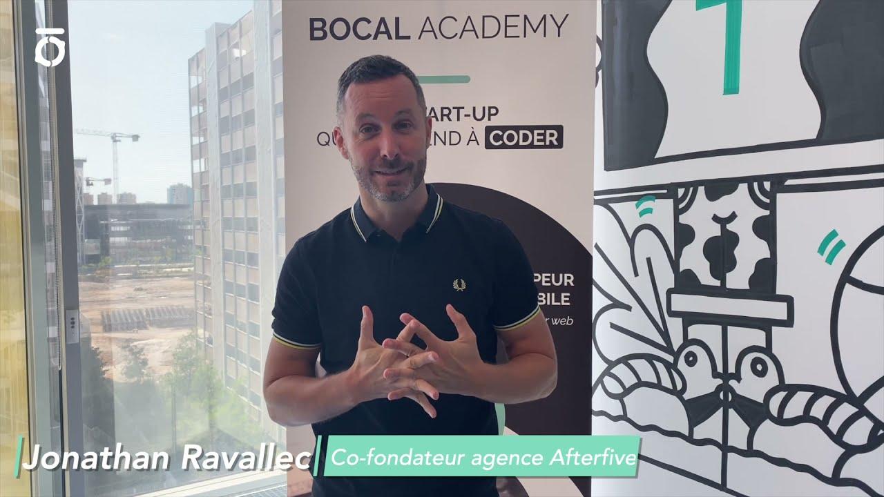 [Marketing] Participation d'After Five au Hackathon de Nice 2021