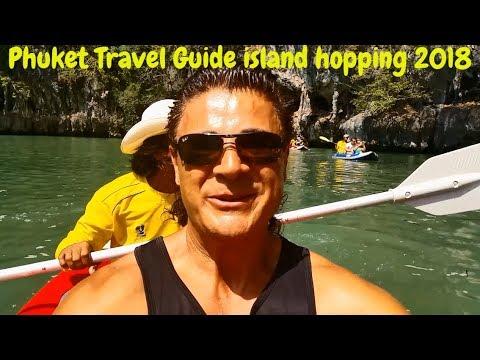 Phuket Travel Guide island hopping 2018