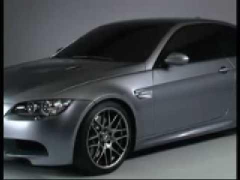 2007 Bmw M3 Concept Ar28743 Youtube