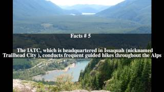 Issaquah Alps Top # 9 Facts