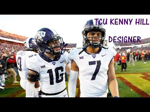 TCU-Kenny Hill ''Designer'' TCU Highlights